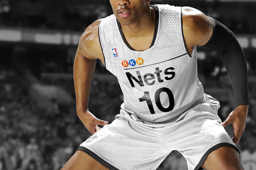 Brooklyn Nets Rebranding